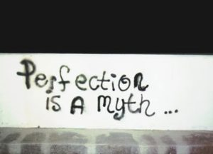 Perfectie bestaat niet