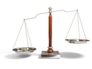 In evenwicht